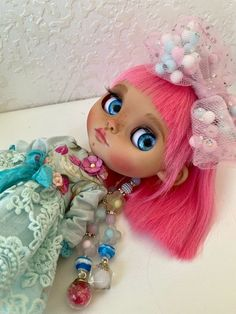 Blythe Dolls For Sale, Crochet Hats, Fashion, Knitting Hats, Moda, Fashion Styles, Fashion Illustrations