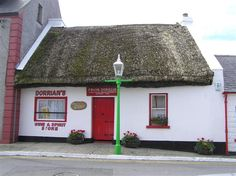 Dorrian's, Ballyshannon, Co. Donegal, Ireland...LOVED THIS PLACE!!!!!!!!!!