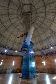 Yarkes Observatory Telescope | Williams Bay | Wisconsin | Photo By Steve Gadomski