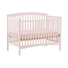 "Storkcraft Bradford Fixed Side Convertible Crib - White - Storkcraft - Babies ""R"" Us"
