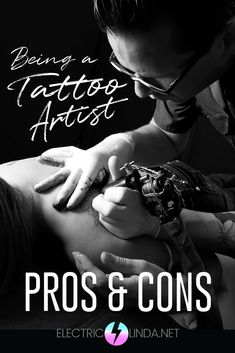 being a tattoo artist - pros and cons. Tattoo Artist Tips, Tattoo Artists, Oslo, Tattoo Aftercare, Tatoos, Attitude, Electric, Tattoo Ideas, Advice