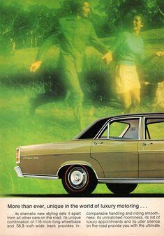 1972 AVIS XA FORD FALCON AD ART PRINT POSTER