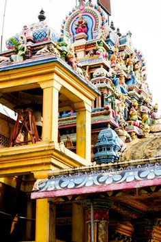 Discover the sri muthumariamman temple, Sri Lanka   Bespoke-Bride: Wedding Blog