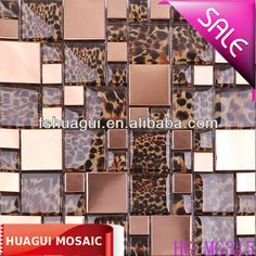 Metal Etched Silver Stainless Steel X Tiles Home Deco Ideas - 4x4 stainless steel tiles