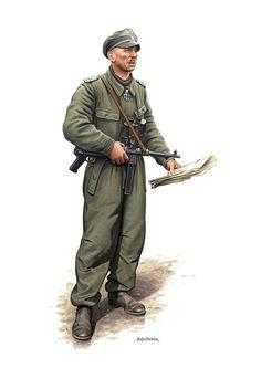 """Kurt Meyer (Jerxheim, Brunswick, Alemania; 23 de diciembre de 1910 – Renania, 23 de diciembre de 1961) fue el militar alemán más joven de las Waffen-SS en ostentar el grado de general de brigada (Generalmajor) durante la Segunda Guerra Mundial. Se le conocía por su apodo coloquial """"Panzermeyer""""."""