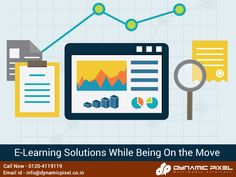 The best prospect of e-learning solutions has been the fact that they can be easily accessed across a number of multiple platforms.  E-Learning Solutions While Being On the Move - goo.gl/tIqd0e