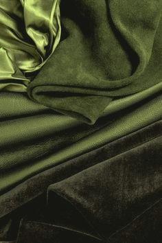 ❧ Couleur : mes verts préférés ❧