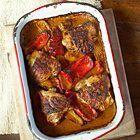 Jamie Oliver: kleverige kip uit de oven zonder omkijken - recept - okoko recepten