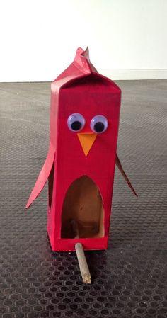 Miss AD: Fugle-foder-fugle...