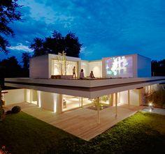 Haus S in Wiesbaden von Christ-Christ Architekten | Architecture bei Stylepark