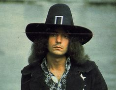 Ritchie Blackmore. A speed king.