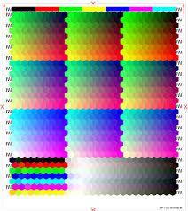 Image result for inkjet printer test pattern