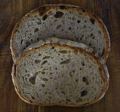 Christee In The Kitchen: KVÁSKOVÝ ZÁCHRANNÝ CHLEBA 112 (BEZ VÁŽENÍ – VHODNÝ I PRO ZOUFALCE, PROKRASTINÁTORY A ZAČÁTEČNÍKY :)) Bread Recipes, Cake Recipes, Cooking Recipes, Healthy Recipes, Tasty, Yummy Food, Bread And Pastries, Croissants, Desert Recipes