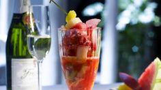 Tamizia - Parador de Úbeda Frutas helada