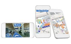 infsoft Indoor Navigation | With the help of infsoft technology, a position can be identified inside enclosed buildings to within a few meters – without installing additional hardware in the building. Thanks to the unique combination of the different smartphone sensors, a position can be displayed to within 1 meter accuracy and also the associated floor can be shown within a building.