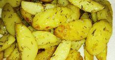 Mennyei Rozmaringos sült krumpli recept! A minap próbáltam valami finom köretet kitalálni sült kacsa mellé, és ez lett belőle. Nagyon finom, a párom másnap is ezt kérte, ami nagy szó. Én újburgonyából készítettem, mivel most annak van nagy szezonja.
