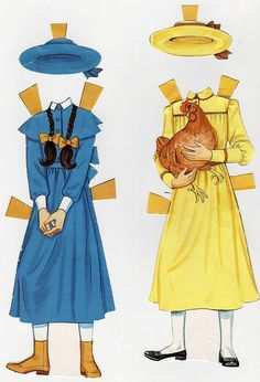 Return to Oz - oufits