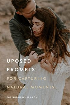 Unposed Prompts for Capturing Natural Photos | Corinne Alexandra
