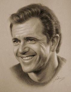 Потрясающий портреты знаменитостей, выполненные карандашом | PostDefender