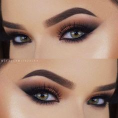 How to Apply Eyeshadows for Small and Almond Eye Shapes picture 2 #howtoapplyeyeshadows #eyeshadowslooks