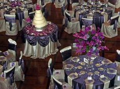 Purple and Silver wedding reception Wedding Card Quotes, Funny Wedding Cards, Wedding Reception Backdrop, Reception Table, Reception Ideas, Trendy Wedding, Wedding Day, Wedding Flowers, Dream Wedding