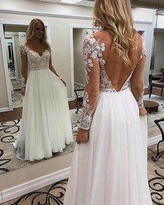 Wedding Dresses Lace Open Back a series lace wedding dress.Wedding Dresses Lace Open Back a series lace wedding dress Pleated Wedding Dresses, Western Wedding Dresses, Custom Wedding Dress, Applique Wedding Dress, Boho Wedding Dress, Dream Wedding Dresses, Bridal Dresses, Gown Wedding, Prom Dress