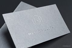 Kraft business card template with emboss inc rockdesign luxury use our free luxury templates to create your visit cards today buy silver realtor business cards online today to expand your business reheart Images