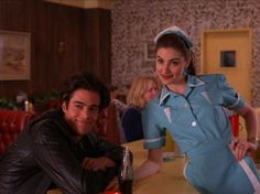 Bobby & Shelly Johnson (Mädchen Amick) - Twin Peaks