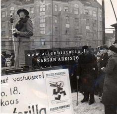 Hertta Kuusinen ja fascismi murskaksi