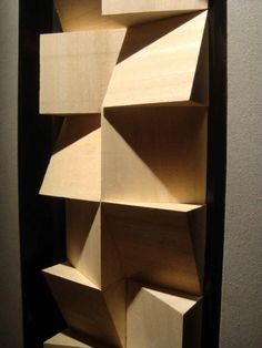 a new concept of acoustic diffuser, Luca Rustici's new vocal booth, in Milano by Paini. | acoustic design