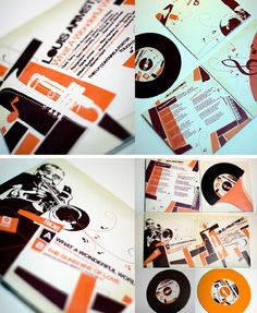 50 Beautiful Printed Brochure Designs For Your Inspiration.