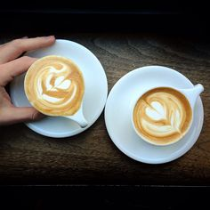 morning cappuccino / photo by Adam Goldberg I want this right about now