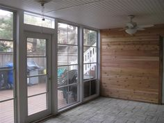 Carport Conversion On Pinterest Screened In Porch
