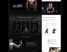 "Check out new work on my @Behance portfolio: ""Website project for TENFIT"" http://be.net/gallery/57769095/Website-project-for-TENFIT"