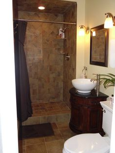 small master bathroom ideas | Traditional Home small master bath Design Ideas, Pictures, Remodel and ...