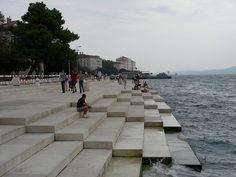 Croacia-Zadar-Organo Maritimo