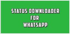 Status saver: By using this app you easily save What Sapp status through this status saver. You easily save images video and share it on social media. Andriod Apps, All Status, Romantic Gif, Latest Android, Made Video, I Can, Inspirational Quotes, Good Things, Songs