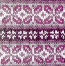 Jacquard Knitting and Colorwork Patterns ⋆ Page 8 of 9 ⋆ Knitting Bee free knitting patterns) Fair Isle Knitting Patterns, Fair Isle Pattern, Knitting Charts, Loom Knitting, Knitting Designs, Knitting Stitches, Knit Patterns, Free Knitting, Knitting Tutorials