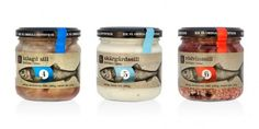 Playful herring from Garant « Below The Clouds