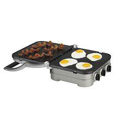 Cuisinart Griddler™ Grill for ONLY $99.95!! (Reg.$235) SAVE $135.05 - http://supersavingsman.com/cuisinart-griddler-grill-99-95-reg-235-save-135-05/