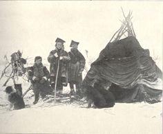 Sami-tent - Lavvu - Wikipedia