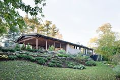 Home Remodel in Canada Maintains Prairie Style Architecture - http://freshome.com/home-remodel-Canada/