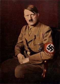 Portraits of Adolf Hitler