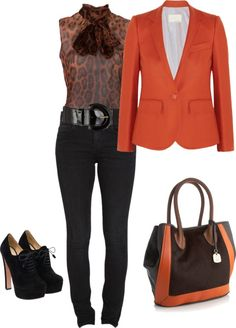 """""""Fall into Fashion"""" by r-dee-johnson on Polyvore"""