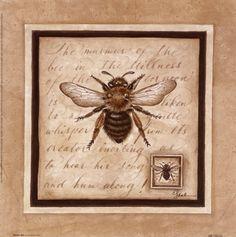 bee print