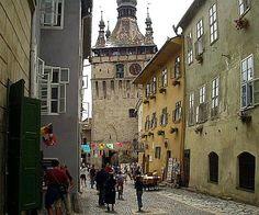 #Sighișoara, #Transylvania #Berkelsnijmachine