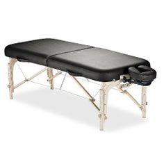 Earthlite Spirit Reiki 32-Inch Portable Massage Table Package (Black) by EarthLite. $498.64. Amazon.com Product Description      Combining serious value and unparalleled performance, the Spirit Reiki 32-inch portable massage table is ideal for both massage professionals and serious students. The Spirit Reiki is made of a managed-forest maple hardwood with quality birch decking that's milled and assembled following Earthlite's tight manufacturing tolerances. The table's ...
