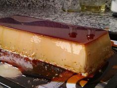 Receta Flan de chocolate blanco para Elcaminoverde - Petitchef