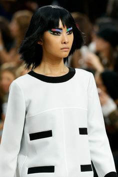 Chanel spring 2014 make-up