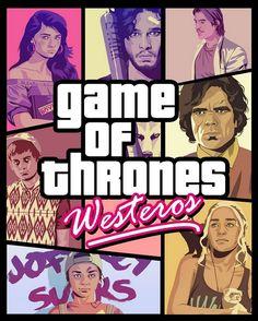 Game of Thrones Karakterleri 90'larda Yaşasaydı?